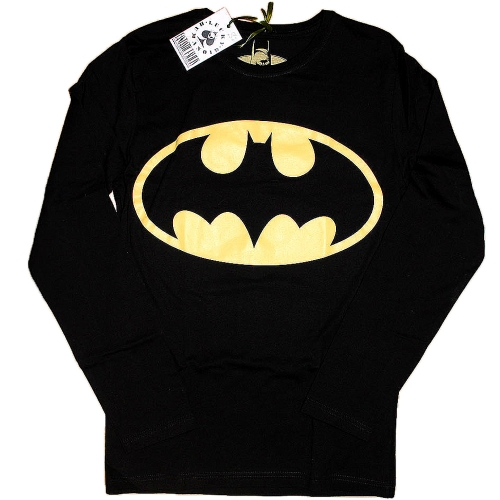 Футболка Batman: long sleeve