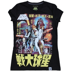 Футболка Star Wars: Japanese version